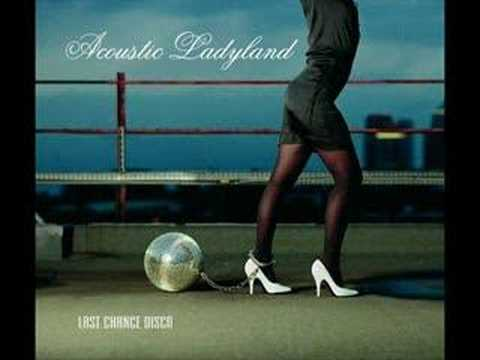 Iggy by. Acoustic Ladyland