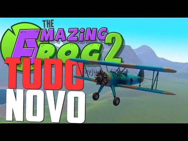 Novo Amazing Frog! -Amazing Frog 2