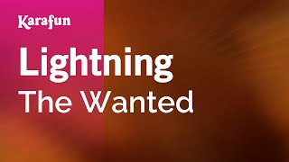 Karaoke Lightning - The Wanted *