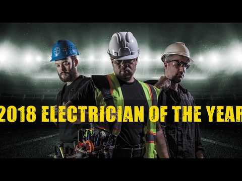 2018 Electrician of the Year - Introduction