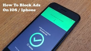Install AdBlock on iOS 11 - 10.3 Block Popups, Banners & Video Ads on iOS devices NO JAILBREAK