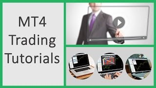 MT4 Trading Tutorial - Stop and Limit Orders in MetaTrader4