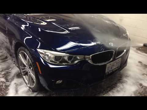 Car Detailing BMW 428i by RS AUTO SPA Toronto