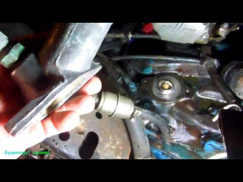 Chevy 350 Thermostat change & other Tips