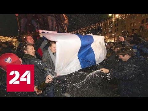Евро-2020. Греция победила Армению в пользу Финляндии - Россия 24