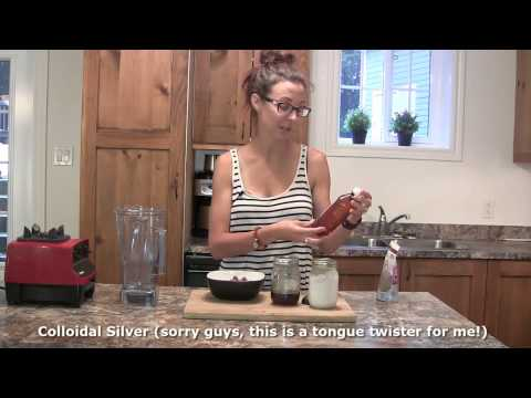 Gluten Free Dessert -How To Make Frozen Yogurt-