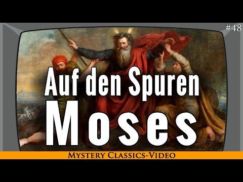 Grenzwissenschaft Classics Folge 48: Auf den Spuren von Moses: Forscher suchen Beweise für die Bibel
