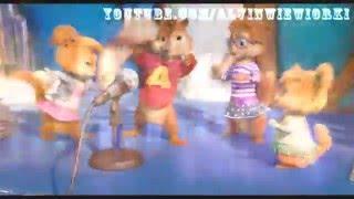 """Thrift shop"" - Chipmunks music video HD"