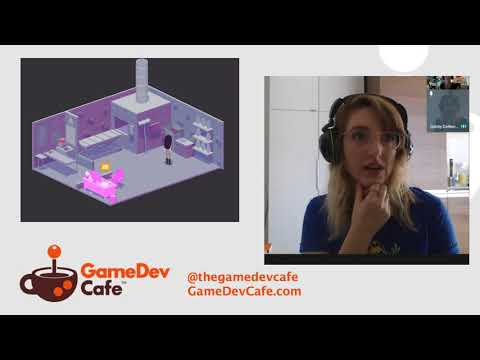 Get to Know a GameDev LIVE: Gabby DaRienzo Game Designer + ...