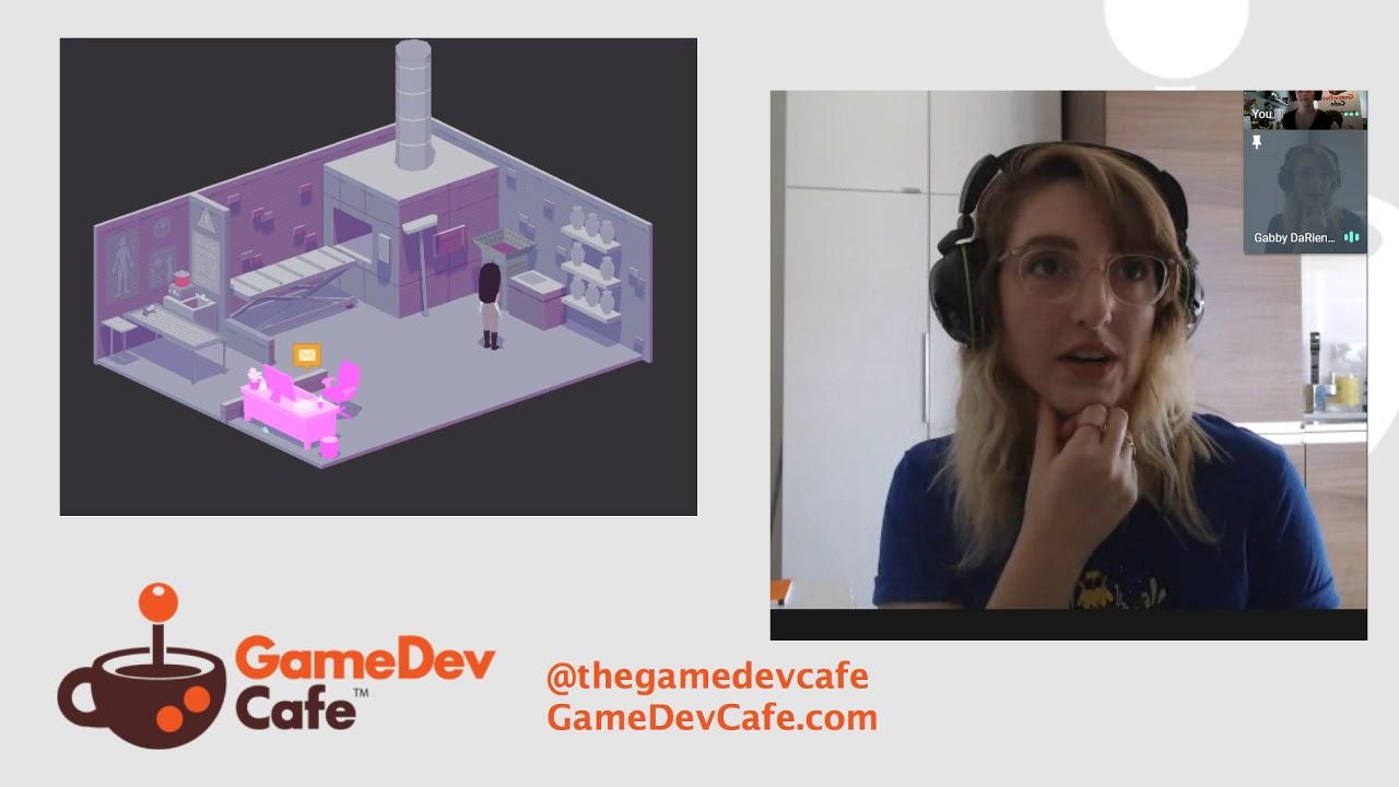 Get to Know a GameDev: Gabby DaRienzo – Designer and Artist