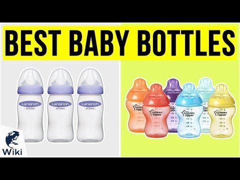 10 Best Baby Bottles 2020