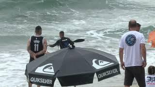 Apresentação das modalidades SurfDog, Surf Adaptado e Waveski