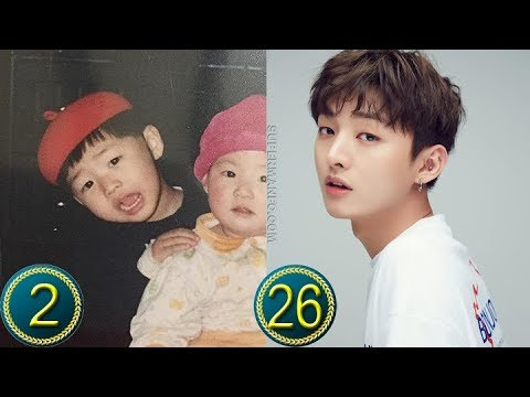 Yoon Ji-sung Pre-debut   Transformation from 2 to 26 Years Old