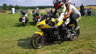 Zlot motocyklowy Salve - Wojków 2018