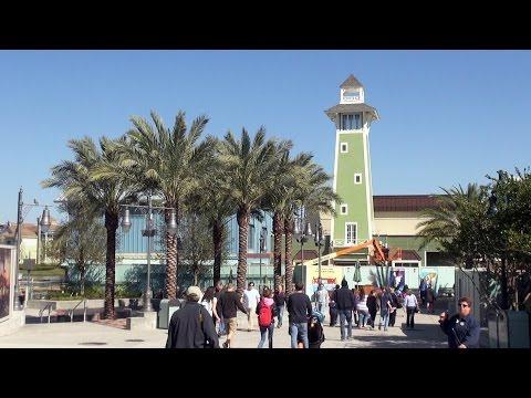Disney SPRINGS Update! - New Buildings, Landscape, Bridges and Shops