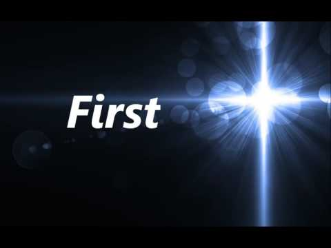 Lauren Daigle - First (Lyrics)