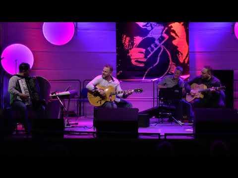 Kussi Weiss Band - 17. Hildesheimer Django Reinhardt Festival 8. Juli 2017