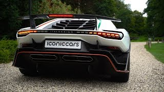 €1.5 Million Italdesign Zerouno - SOUND!