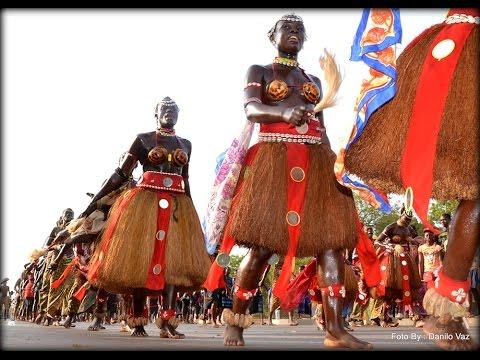 CNOC | Carnaval 2016: Guiné-Bissau Tera di Nturudu - Parte3/5