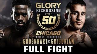 GLORY 50: Murthel Groenhart vs. Harut Grigorian (Welterweight Title Match) - FULL FIGHT