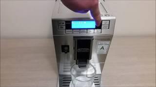 Delonghi ETAM36 365 test mode