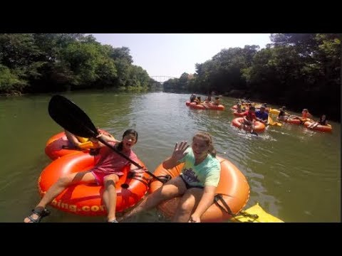 Tubing the Chattahoochee River in Duluth, GA