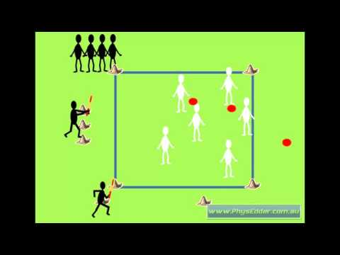 Physical Education Minor Games   RAPID FIRE