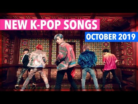 NEW K-POP SONGS | OCTOBER 2019 (WEEK 1)