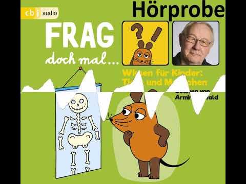 Wissen für Kinder: Alltag und Technik (Frag doch mal... die Maus!) YouTube Hörbuch Trailer auf Deutsch