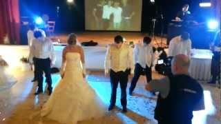 Hochzeitstanz mal anders 2013 Denis & Marina