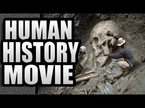 Human Evolution Timeline The Human History Movie World Histo