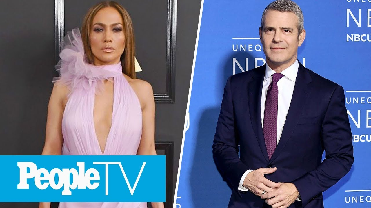 Jennifer Lopez Fangirls Over Joanna Gaines, Andy Cohen On Being A Single Parent | PeopleTV