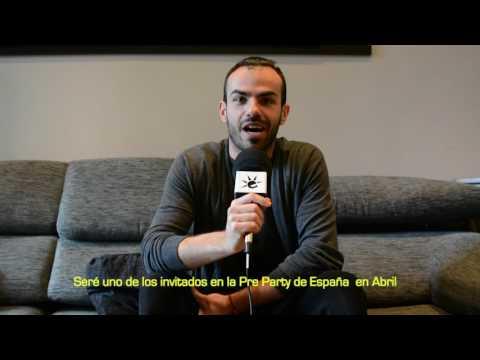 Slavko Kalezić de Montenegro: ¡Primer artista confirmado en la Eurovision-Spain Pre-Party!