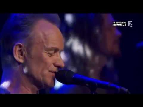 Sting @ Bataclan - Live 2016 in Paris Full HD
