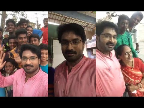 Naam Iruvar Namakku Iruvar Serial Team Live Video