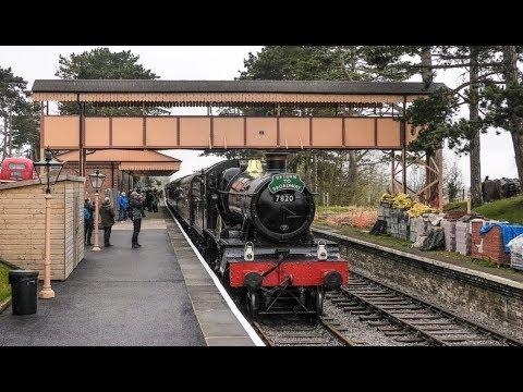Steam To Broadway ! The Gloucestershire & Warwickshire Railway - 2018