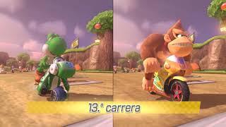 No se como le hace - Mario kart 8 Ep3