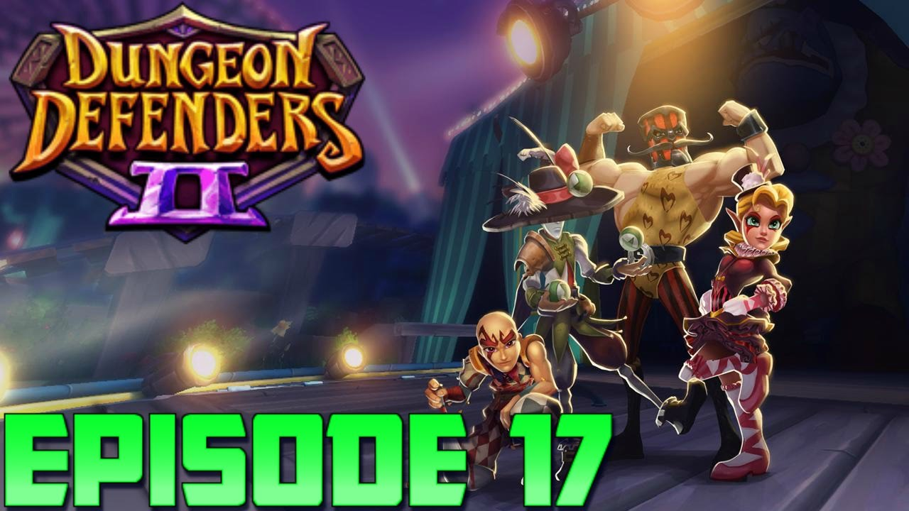 Ramparts siege dungeon defenders 2 ps4 episode 17 youtube - Dungeon defenders 2 console ...