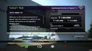 Gran Turismo 6 Quick Play HD