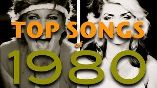 Top 10 Songs Of 1980