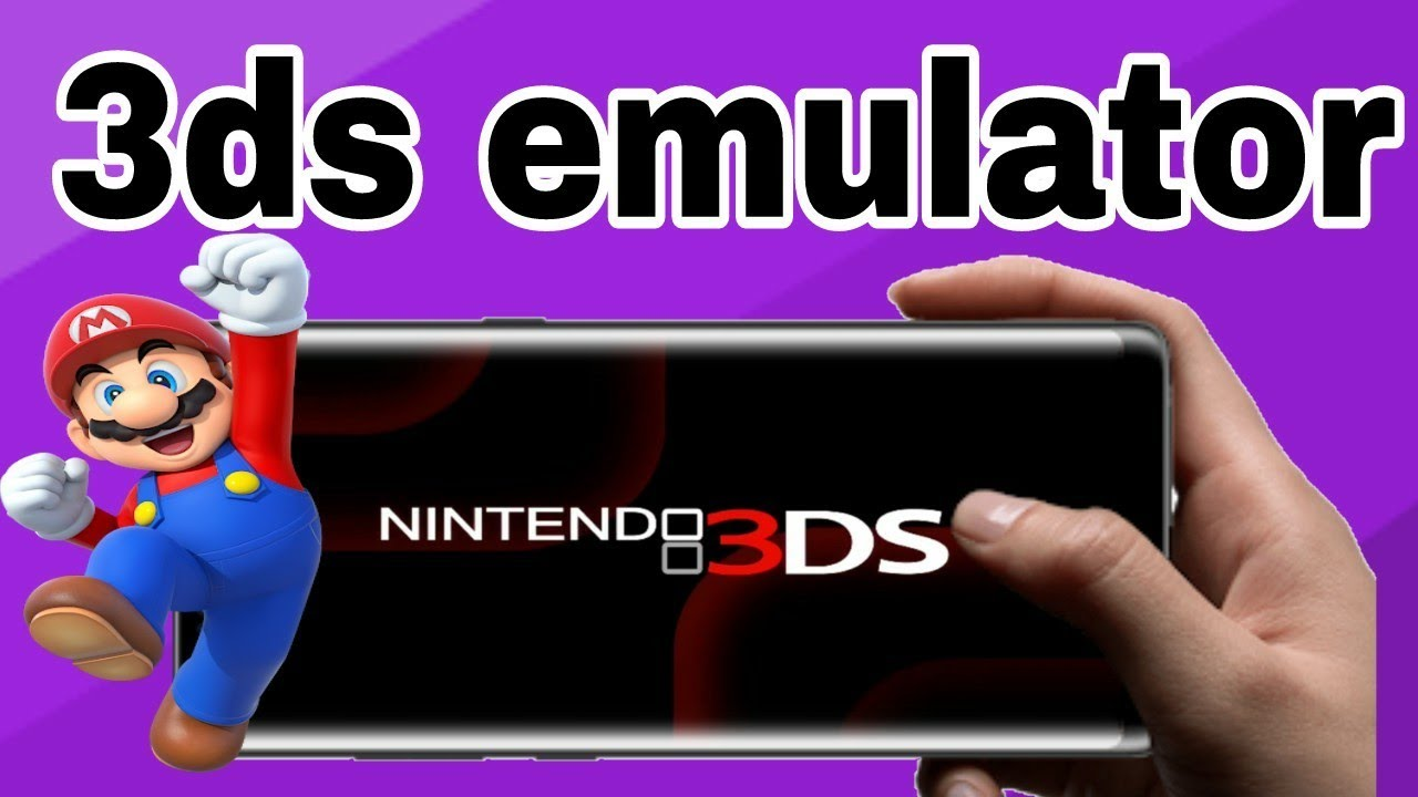 3ds emulator for android apk 2015
