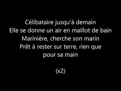 Hoshi - Ta Marinière - ParolesMusic