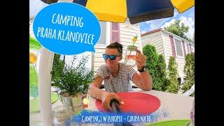 Camping Praha Klanovice - opinie, atrakcje, dojazd do Pragi