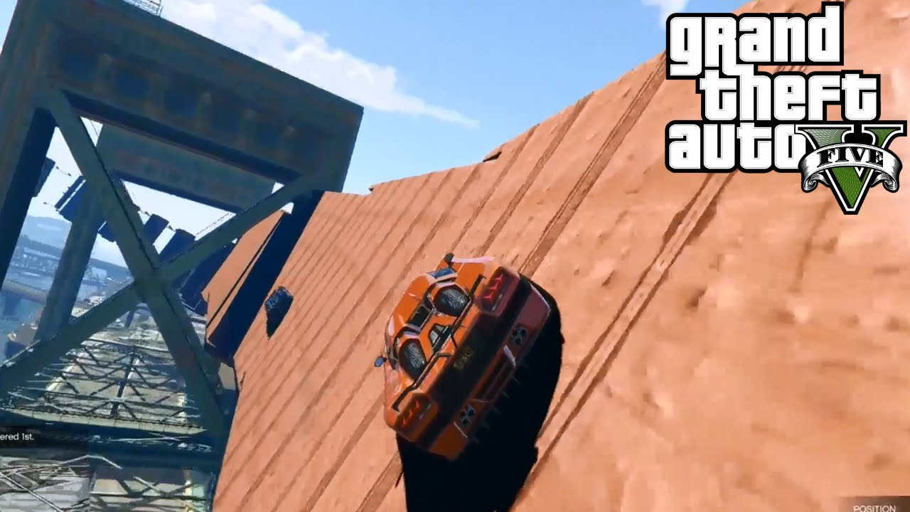 DEVASA WALLRİDE!! - GTA 5 Online Komik Anlar #18