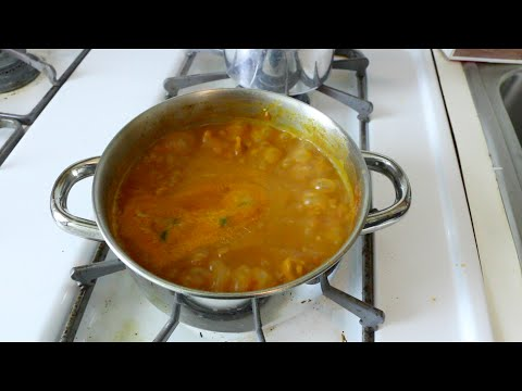 "Ethiopian Cuisine ""How to Make The Famous Shiro"" የቀጭን ሽሮ አሰራር"