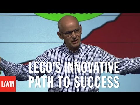 Innovation Speaker David Robertson: LEGO's Innovative Path to Success