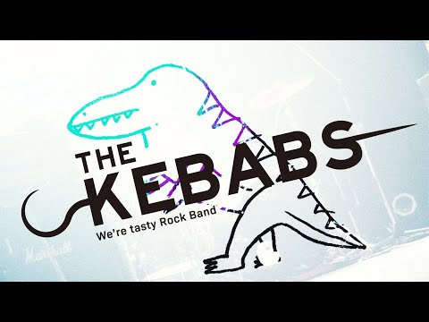 THE KEBABS / 恐竜あらわる (Official Music Video)
