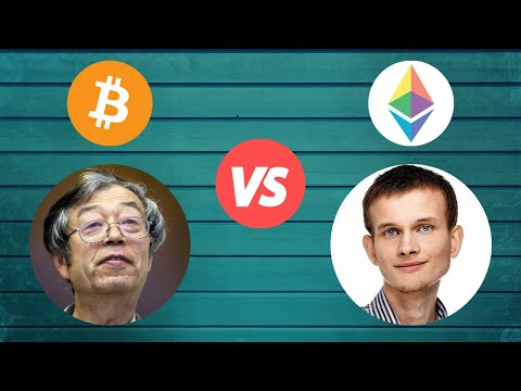 Bitcoin Vs. Ethereum - Everything You Need To Know! (Similarities & Differences)