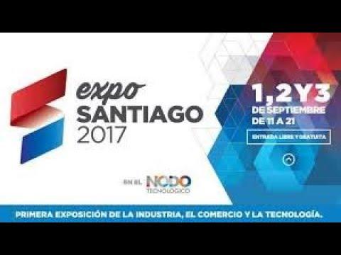EXPO SANTIAGO 2017 EN EL NODO TECNOLOGICO.
