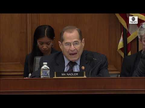 House Judiciary subcommittee hearing on conditions in immigrant detention centers | ABC News